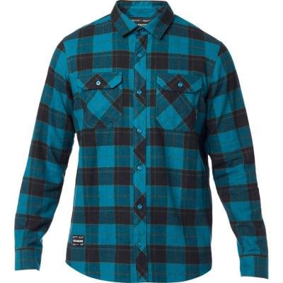 Fox Traildust 2.0 Flannel Bike-Shirt
