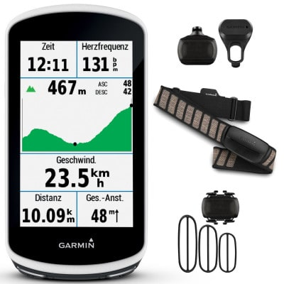 Garmin Edge 1030 Bundle GPS-Fahrradcomputer