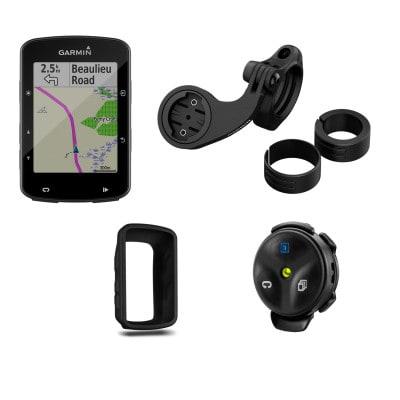 Garmin Edge 520 Plus GPS-Fahrradcomputer MTB Bundle