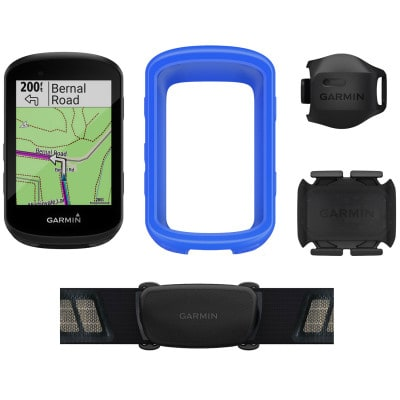 Garmin Edge 530 Sensor-Bundle GPS-Fahrrad-Computer + Silikon-Hülle