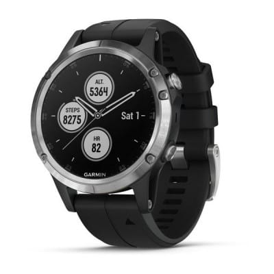 Garmin Fenix 5 Plus Multisport-Smartwatch