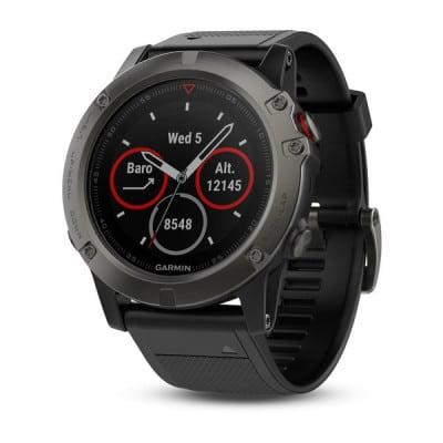Garmin Fenix 5X Multisport-Smartwatch