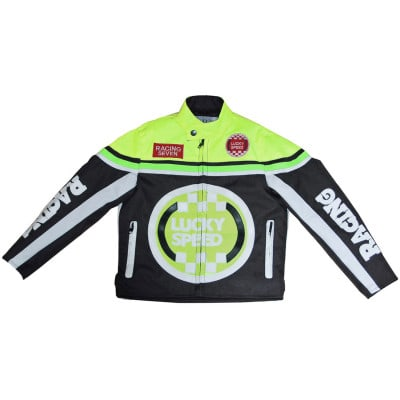 Germas Lucky Speed Motorrad-Kinderjacke