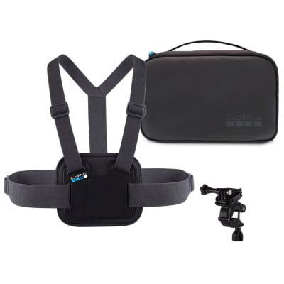 GoPro Sports Kit Kamera-Halterungen