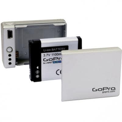 GoPro Zusatzakkuhalter Battery BacPac