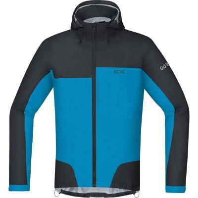 Gore C5 GTX Active Trail Hooded Fahrrad-Regenjacke Herren