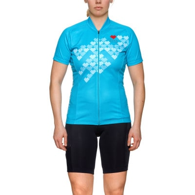 Gore Bikewear E Digi Heart Jersey Damen