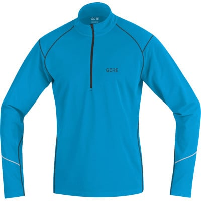 Gore R3 Thermo Long Sleeve Zip Shirt Herren