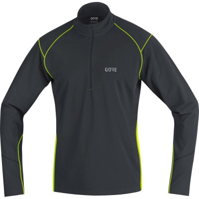 Gore R3 Thermo Long Sleeve Zip Shirt Herren