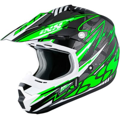 iXS HX 261 Thunder Crosshelm