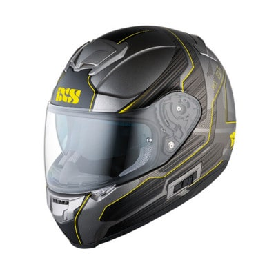 iXS HX 215 Techno Integralhelm