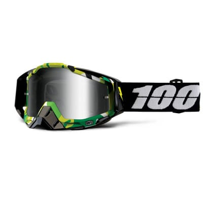 100% Racecraft Extra Bootcamp Crossbrille