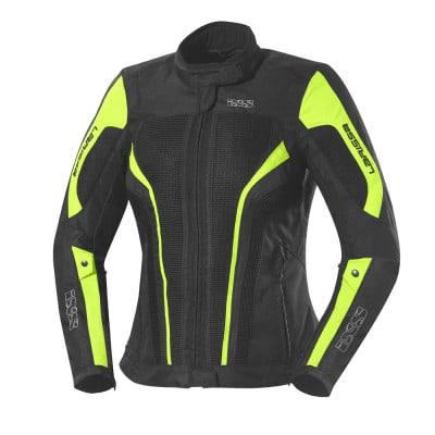 iXS Larissa Motorradjacke-Textil Damen