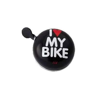Liix Glocke Ding Dong I Love My Bike