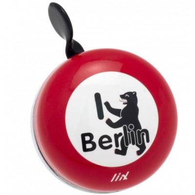 Liix Mini Ding Dong I love Berlin Fahrradklingel