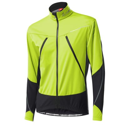 Löffler Ventoux Bike-Trikotjacke WS Softshell Light Herren