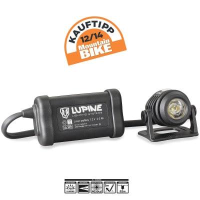 Lupine Neo 2 Helmlampe (Modell 2016)