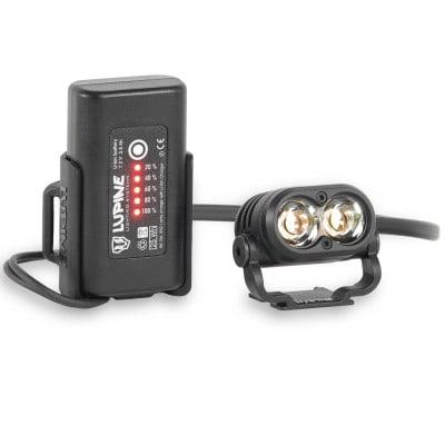 Lupine Piko 4 SmartCore Helmlampe (2020)