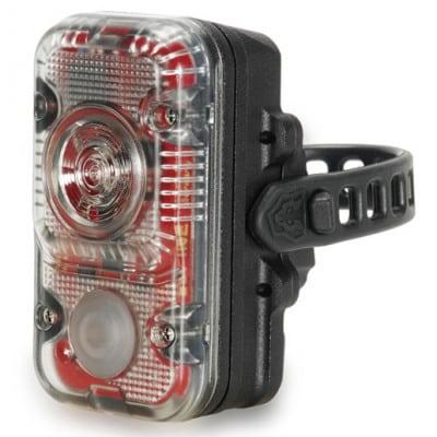 Lupine Rotlicht Max StVZO Fahrrad-Rücklicht mit Bremslichtfunktion