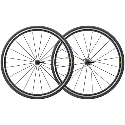 "Mavic Aksium Elite UST Rennrad-Laufradsatz (28"")"