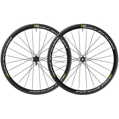 Mavic Ksyrium Disc CL Rennrad-Laufradsatz