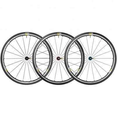 Mavic Ksyrium Elite Rennrad-Laufradsatz (28 Zoll)