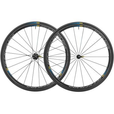 Mavic Ksyrium Pro Carbon SL C Haute Route Laufradsatz (28 Zoll)