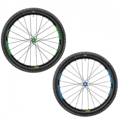 Mavic XA Elite MTB-Laufradsatz (27,5 Zoll)