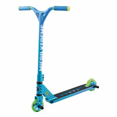 Micro Scooter MX Trixx 2.0 Rainbow blau