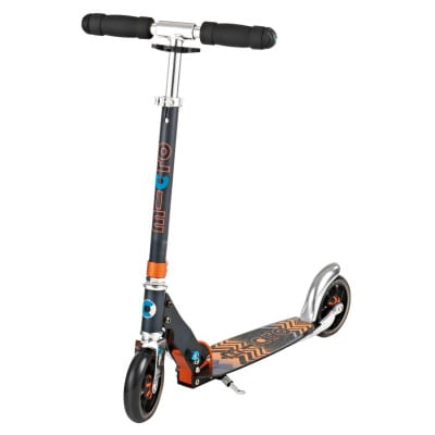 Micro Scooter Speed+ black