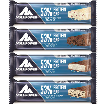 Multipower 53% Protein Bar Energieriegel (50 g)