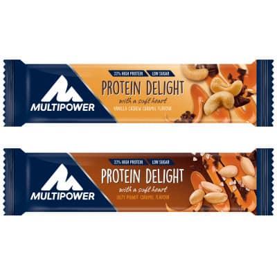 Multipower Protein Delight Eiweiß-Riegel (35 g)