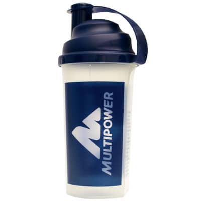 Multipower Shaker mit Sieb (700 ml)