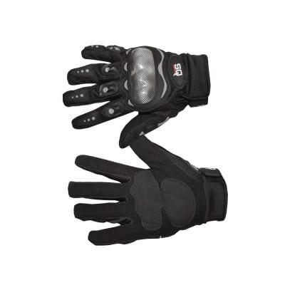 Racer MX Protektor Motorradhandschuhe Textil