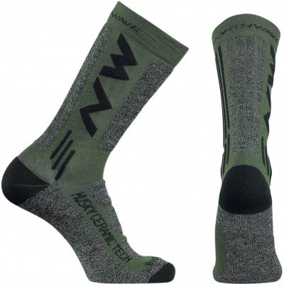 Northwave Husky Ceramic Tech 2 High Radsocken