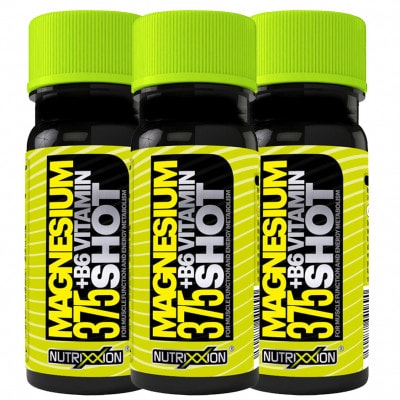 Nutrixxion Magnesium Shot 3er-Set (3x 60 ml)