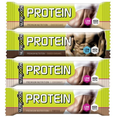Nutrixxion Protein Low Sugar Energie-Riegel (35 g)