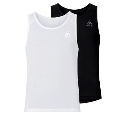 Odlo light 2er Pack Unterhemden ohne Arm Herren