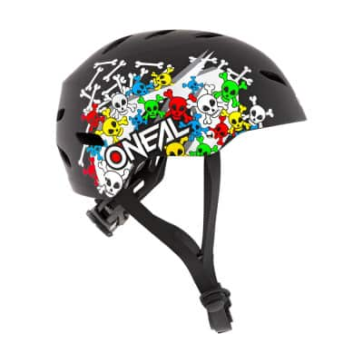 O'Neal Dirt Lid Youth Skulls Jugend Helm