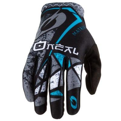 O'Neal Matrix Glove Zen Teal Langfinger-Handschuhe