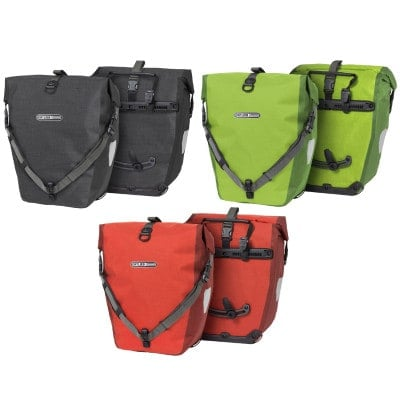 Ortlieb Back-Roller Plus Fahrrad-Packtaschen (Paar)