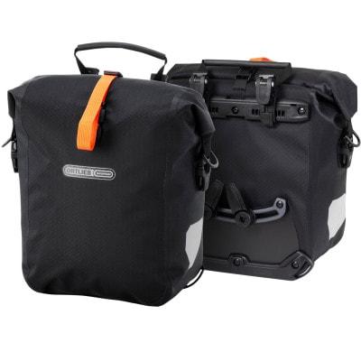 Ortlieb Gravel-Pack Bikepacking-Taschen Vorderrad (Paar)