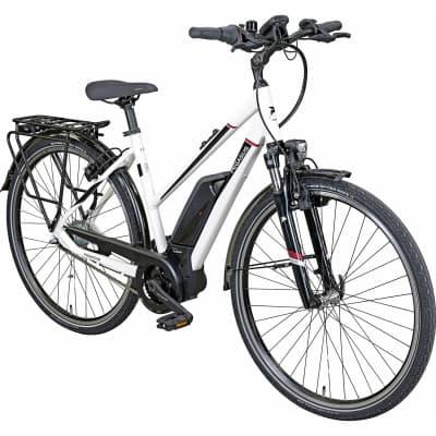 "Pegasus Solero E8R Plus E-Bike Trekking 28"""