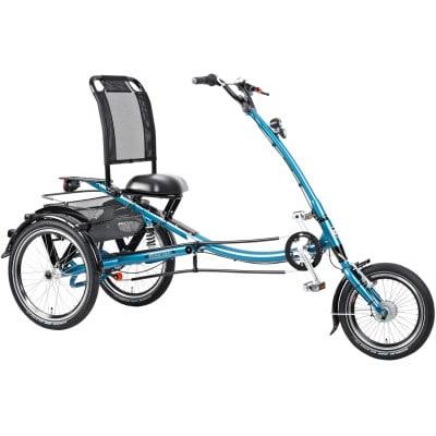 PFAU-Tec Scootertrike Shopping-Dreirad Spezialrad