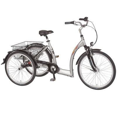 Pfau-Tec Special Shopping-Dreirad Spezialrad