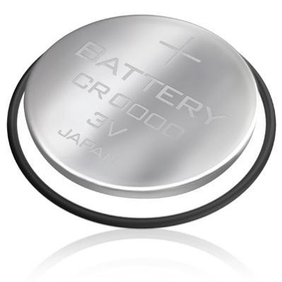 Polar Batterie-Set für RS800/CX & RS400