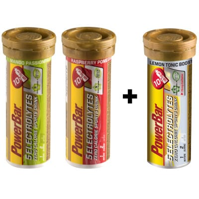 Powerbar Tabs 5Electrolytes Sports Drink 2+1 (3 x 40 g)
