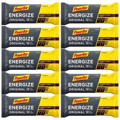 Powerbar Energize Original Sport-Riegel (10 x 55 g)