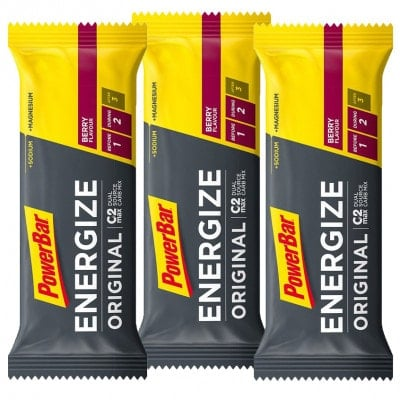 Powerbar Energize Original Sport-Riegel (3 x 55 g)