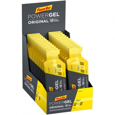 Powerbar Powergel Original Energy-Gel Box (24 x 41 g)